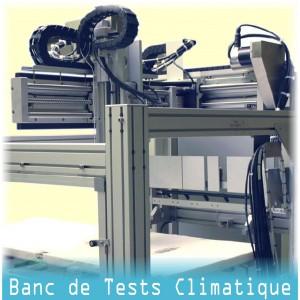 Banc de tests