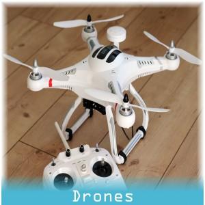 Drones tsa