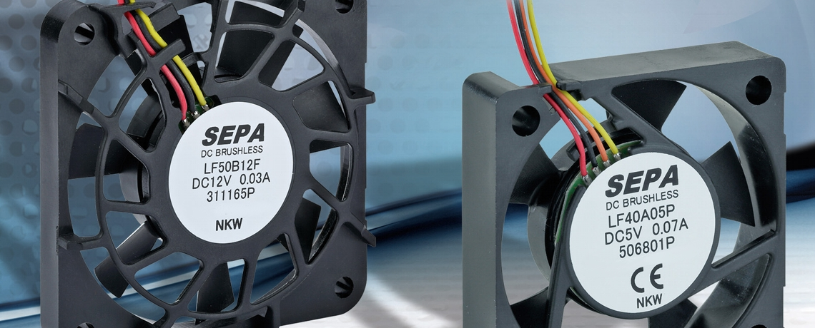 Ventilateurs SEPA-Europe