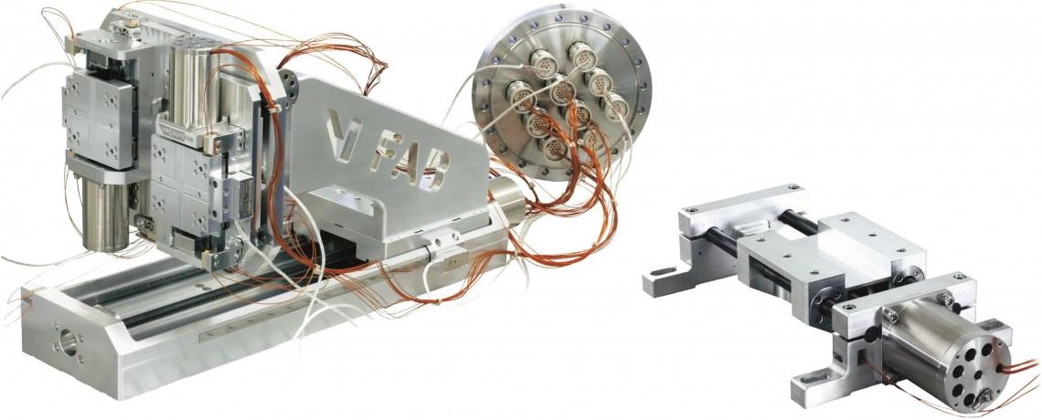 micropositionnement sous vide VacuumFAB