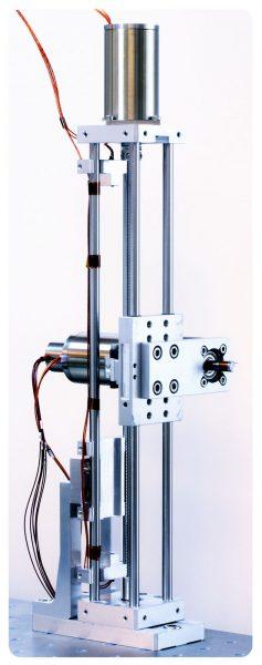 Système multi-axes sous vide VacuumFAB