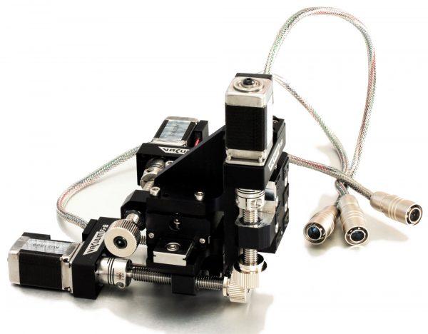 Mini positionneur 3 axes AntRail VacuumFAB