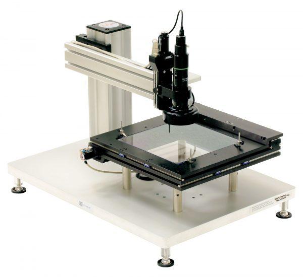 Système de micropositionnements pour microscopie