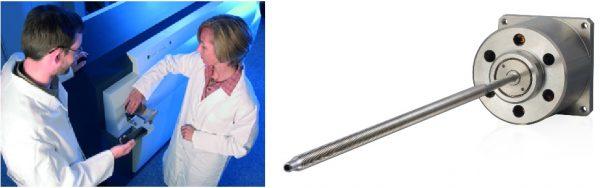 Moteur PHYTRON pour Spectrometre de masse